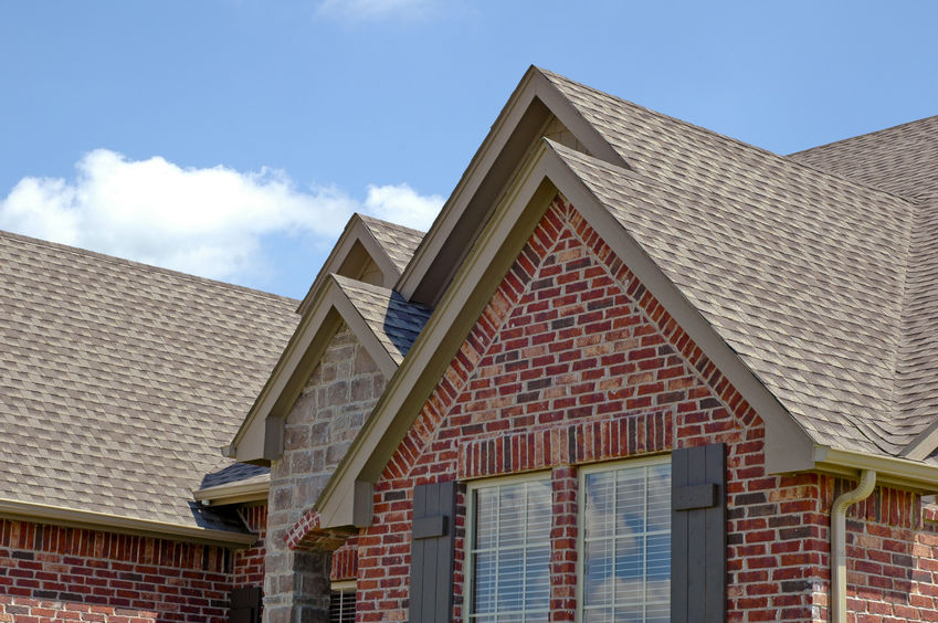 Energy Efficient Roofing Done With Highly Reflective Asphalt Shingles