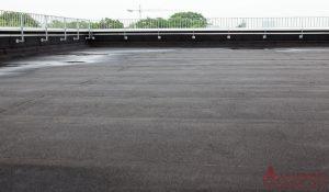 black epdm roof